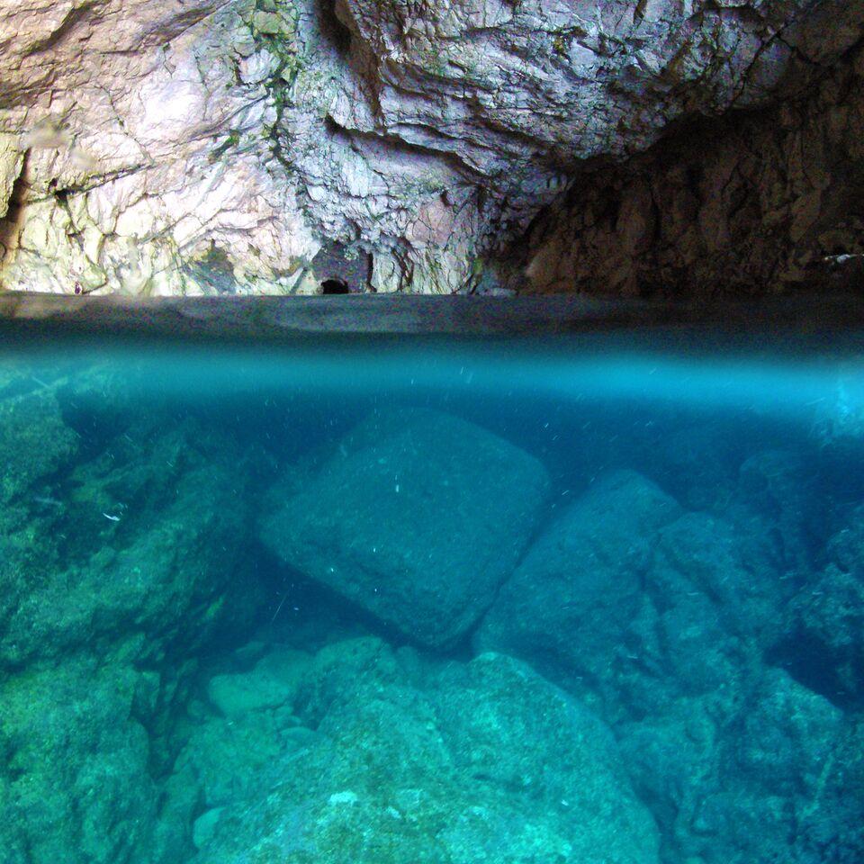 Il Salento e le sue grotte